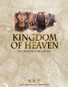 Kingdom of Heaven : The Crusader States 1097-1291